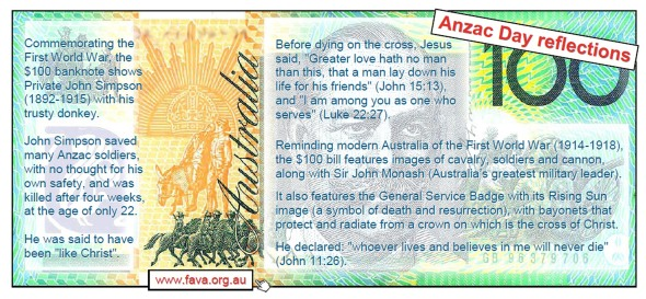 Anzac Day reflections