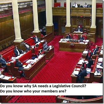 SA Legislative Council